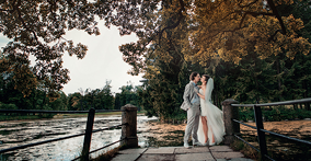 Свадебный фотограф в Пушкине