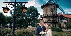 Фотограф на свадьбу в С-Петербурге